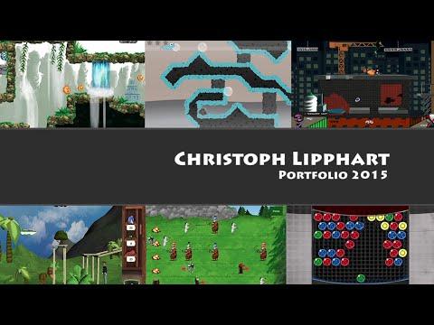 Christoph Lipphart - Game Programmer Portfolio 2015 Showreel