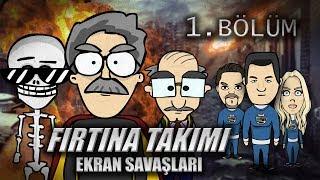 Fırtına Takımı: Ekran Savaşları Ep1 | Özcan Show