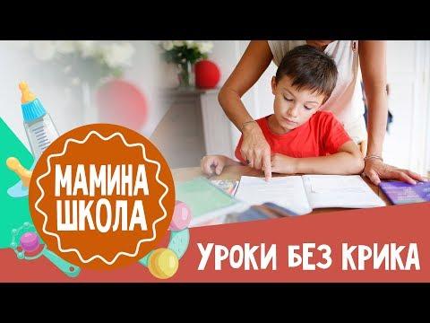 Как не орать на ребенка во время домашнего задания