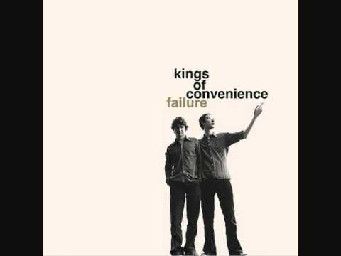 Kings of Convenience - The Eternal (Joy Division cover)