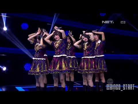 JKT48 - First Rabbit at ICLUB48 NET TV
