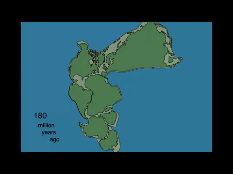Pangaea: Science Song & Lyrics About Earth's Layers, Tectonic Plates & Continents -Crust Mantle Core