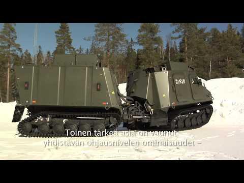 Bandvagn BvS10