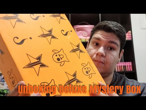 Jeffree Star Deluxe Mystery Box Unboxing 2019 thumbnail