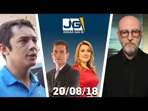 Jornal da Gazeta - Edição das 10 - 20/08/2018