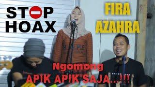 Fira Azahra - NG0m0ng 4p1k 4p1k - COVER Latihan Pendowo Ndeso MP3