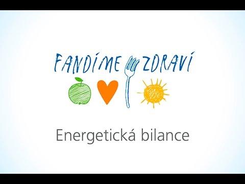 Fandíme zdraví: ENERGETICKÁ BILANCE