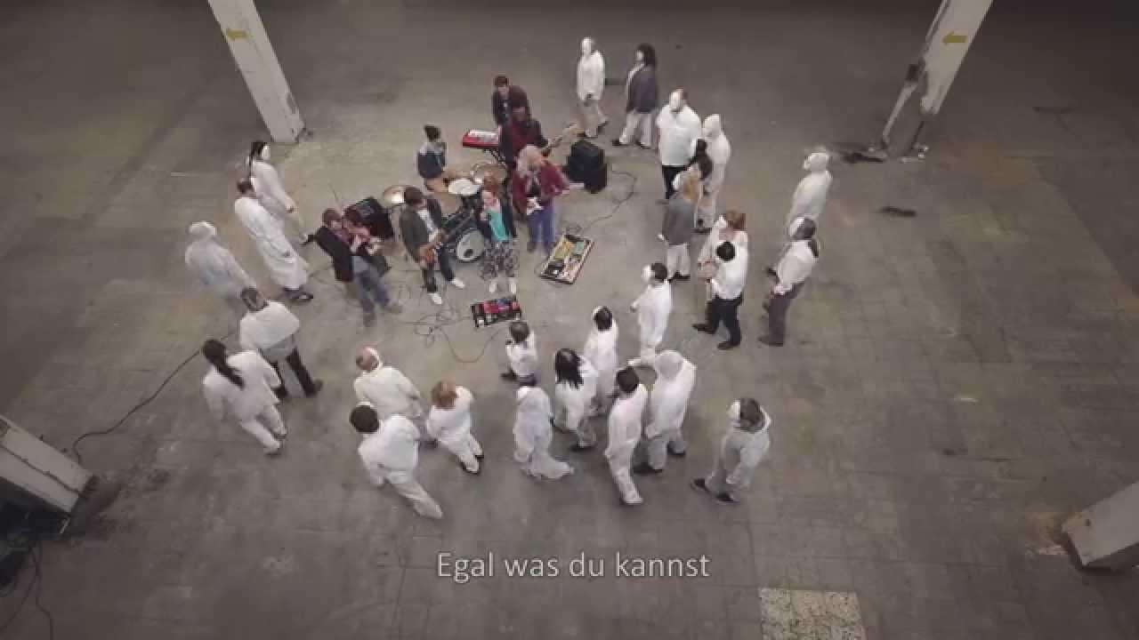 AndersSein vereint - Inklusionssong für Deutschland