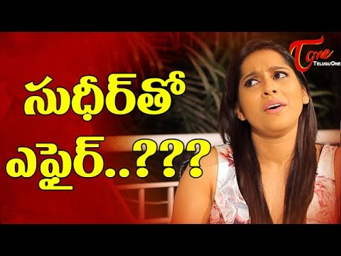 Not Just Sudhir, Many Are There  Rashmi | Talk O Mania | TeluguOne
