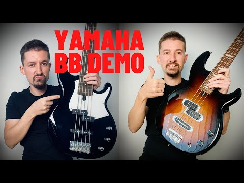 Yamaha BB series Demo