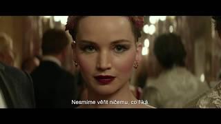 Rudá volavka / Red Sparrow (2018) HD oficiální trailer #2 [CZ TIT]