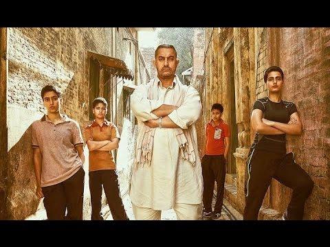 Dangal   Aamir Khan, Sakshi Tanwar, Fatima...