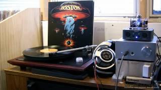 Rega P25 plays 'More Than a Feeling' by Boston Mp3