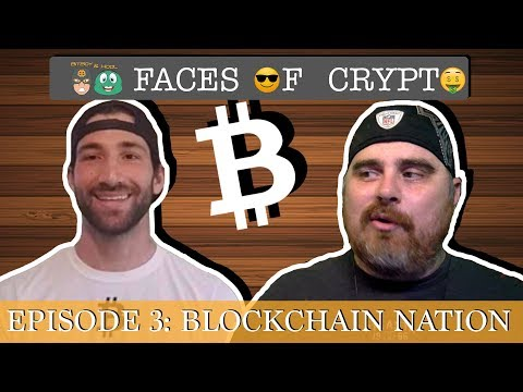 Faces Of Crypto Episode 3: Interview With Blockchain Nation Apparel