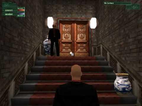 hitman codename 47 pc gameplay
