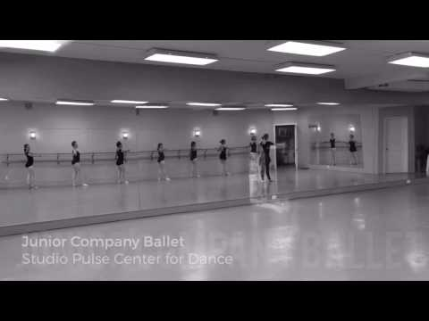 Junior Company Ballet at Studio Pulse