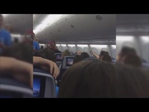 Choir Sings Beautiful Hymn For Plane Passengers After Flight Attendant Asks