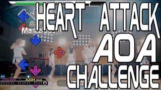 DDR/StepMania AOA - 심쿵해 (Heart Attack) [RE-RELEASE]