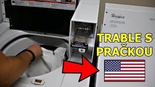 Jak jednoduše vyprat trenky v Americe | Kolik to stojí?
