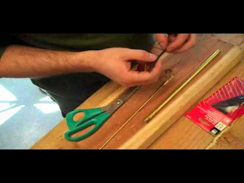DIY Tutorial on How to Make A Metal Airsoft Cleaning Rod