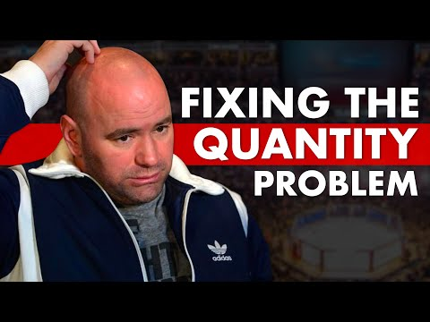Solving The UFC's