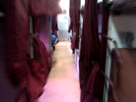 22204 SC-VSKP Duronto 2nd AC coach