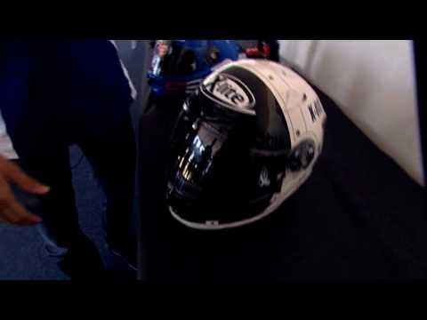 Lorenzo's Helmets