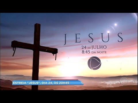 Novela Jesus estreia dia 24 de julho na Record TV