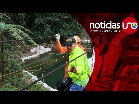 Tragedia anunciada en el puente de Villavicencio