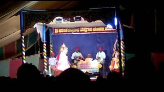 Yakshagana Song - Raghavendra Achar - Gopalachari mattu Vishwanath Achari Jodi pravesha