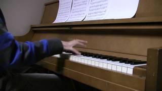 Ultimate Donkey Kong Country Medley - piano