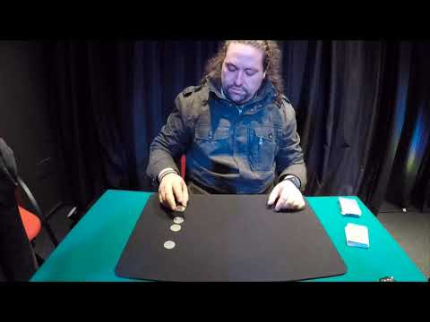 Researchers attempt to fool AI with magic tricks