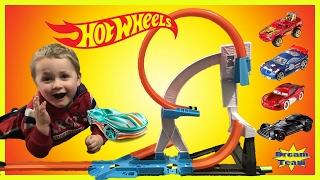 Hot Wheel Track Builder Stunt Set & Starter Kit Hot Wheels Kid Toy Review