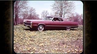 1972 Chrysler Vehicle Line Up Sales Features - Dealer Promo Film