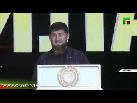 Праздничные мероприятия в Грозном завершились грандиозным концертом