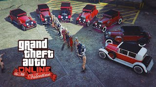 raccoon squad valentine s day    gta 5 online    pc funny moments