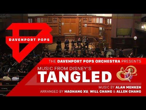 Tangled Orchestral Medley - DPops