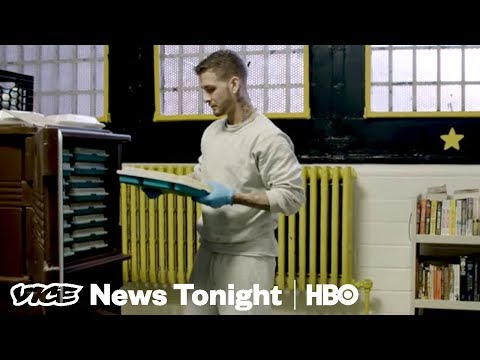 Inside An Experimental, Veterans-Only Jail Housing Unit (HBO)