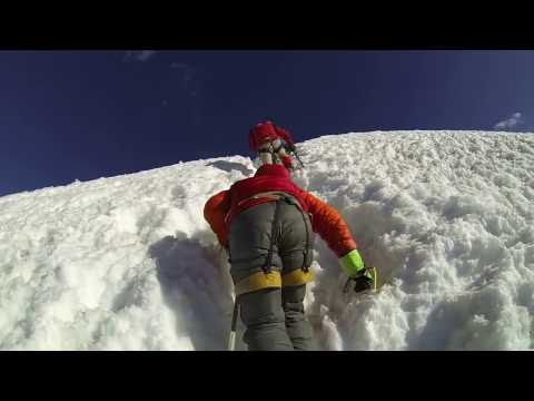 Island Peak climbing 2017