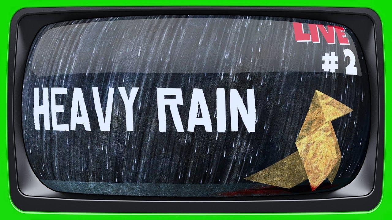 Hard Rain Stream