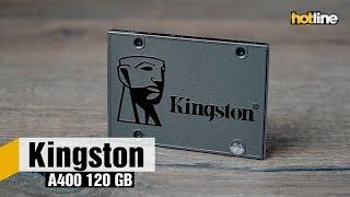 sSD диск KINGSTON A400 120GB Видеоотзыв (обзор) Дмитрия