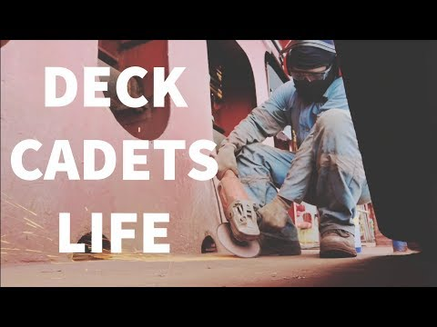A Day In a Life of a Deck Cadet | Vlog 8