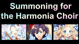 Dragalia Lost - Summoning for Lucretia & The Harmonia Choir