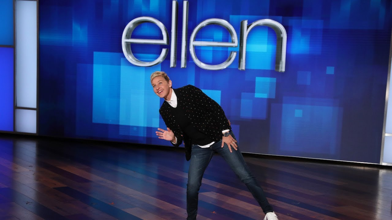 Ellen's Brand New Game, 'I Did Not See That Coming'