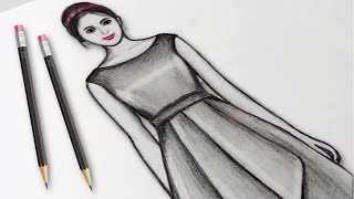 Simple Drawing Step By Step Easy