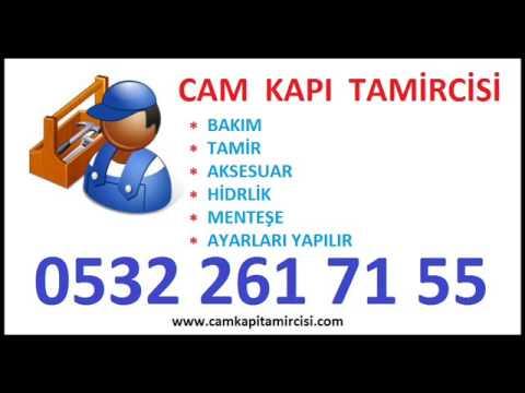 Kayisdagi Cam Kapi Mentese Tamiri