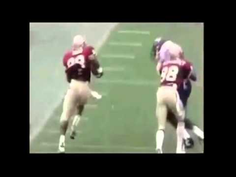 FSU Warrick Dunn Classic Jukes and Monster Speed