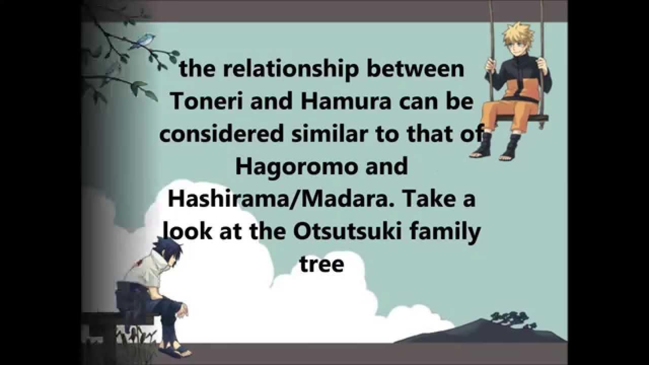 the last naruto the movie otsutsuki family tree toneri