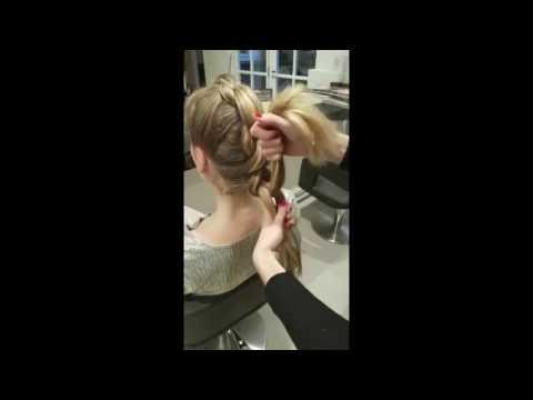 VIDEO | the pull through braid