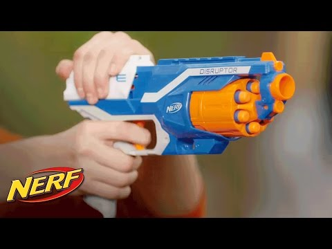 NERF - 'Disruptor, Firestrike & Retaliator' Official TV Spot